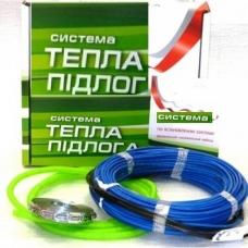 Двужильный нагревательный кабель Therm