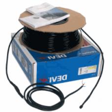 Одножильный нагревательный кабель DEVI