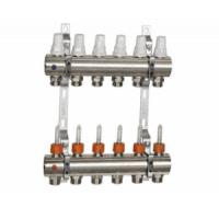 Гребенка для водяного теплого пола  ICMA 2-12 контуров