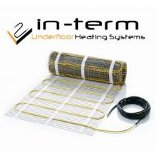 Нагревательный теплого пола мат In-Term