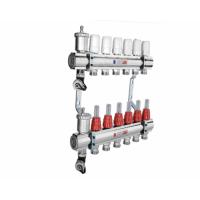Гребенка для водяного теплого пола Valtec 2-12 контуров